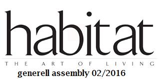 habitat - Generalversammlung