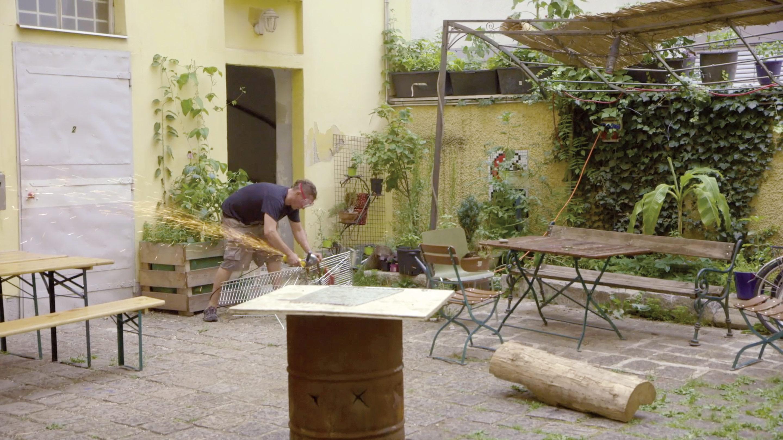Hausprojekt Willy*Fred. Im Film »Der Stoff, aus dem Träume sind«